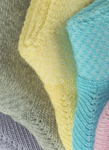 Petitsomething Çorap Seti Renkli